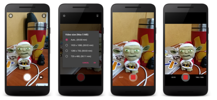 Android Camera Library