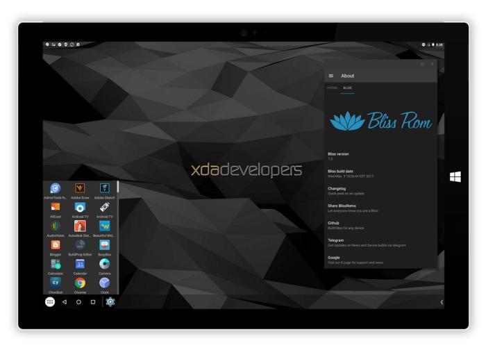 Bliss OS Emulator