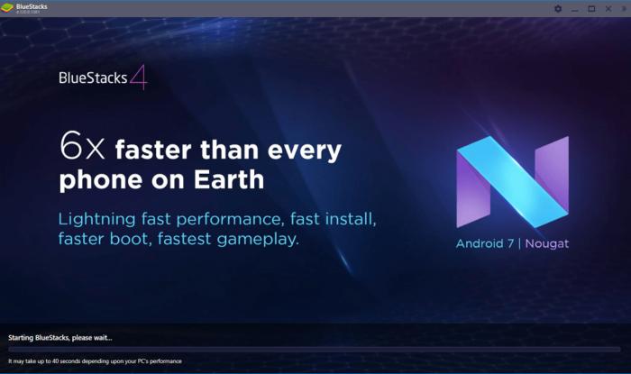 bluestacks android emulator for windows 10